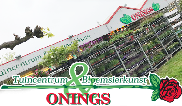 Tuincentrum Onings Logo